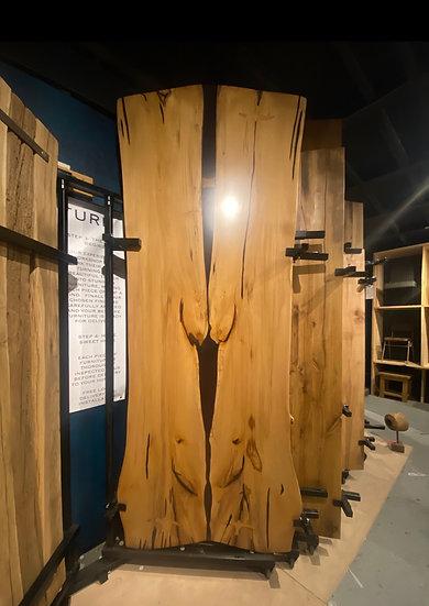 260 x 100 cm Resin Poplar Table