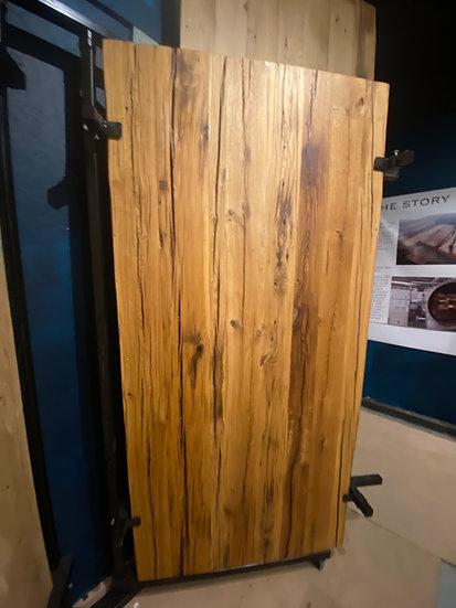 200 x 100 cm 100 year old oak table