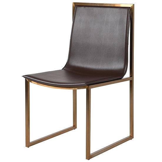 Vesper Faux Leather Chair