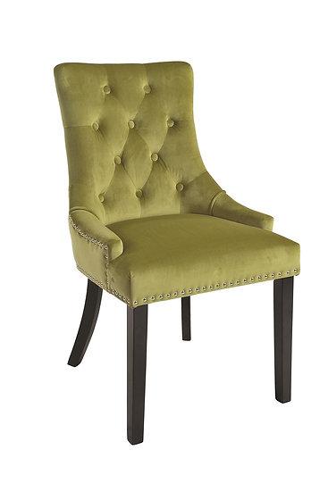 Green Velvet Vicky Chair