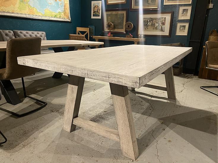 220 x 100 cm Silver Fox Dining Table