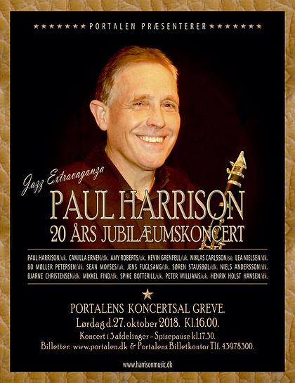 PaulHarrisonBand 20årsjubi