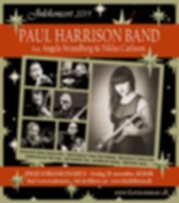 PaulHarrisonBand-Julekoncert