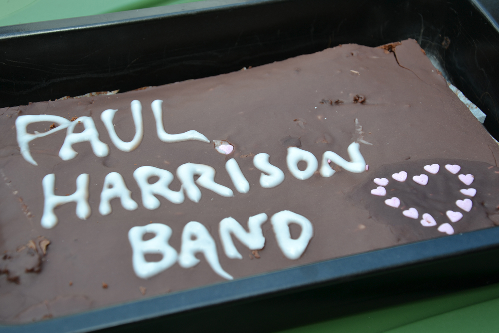 Taste of Paul Harrison Band.