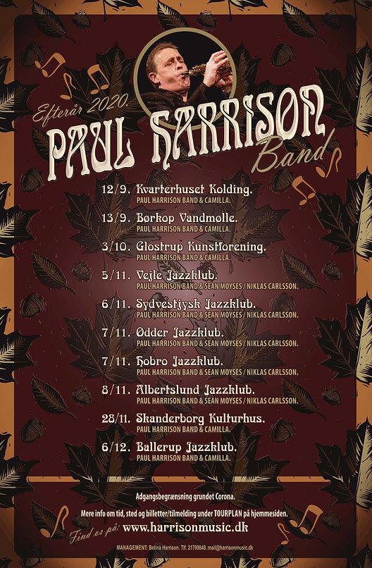 PaulHarrisonBand-Efterår2020