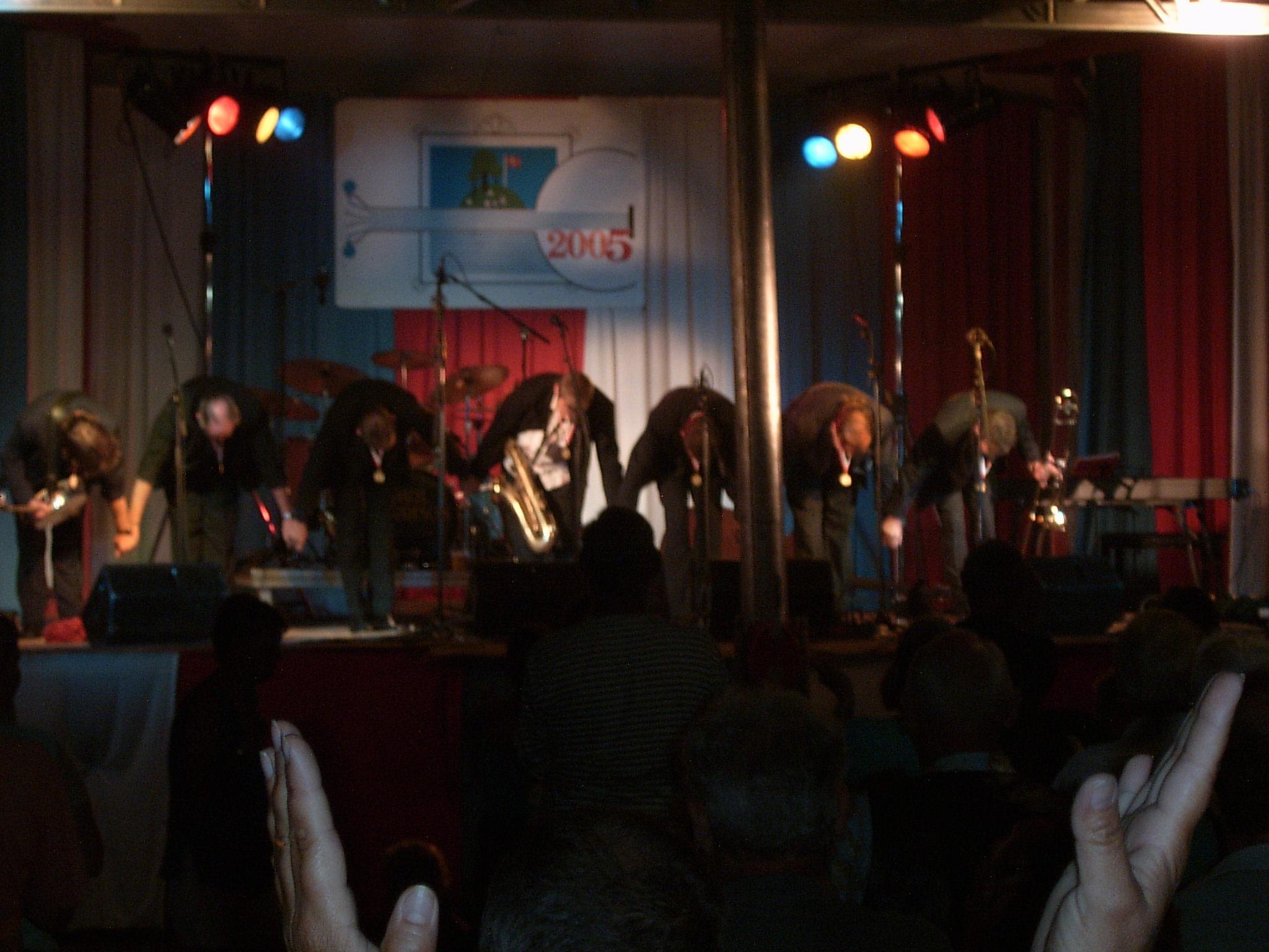 2005 - Femø Jazz Pris.