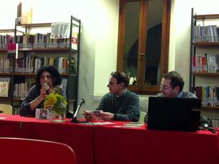 Presentazione Firenze con Luca Boschi