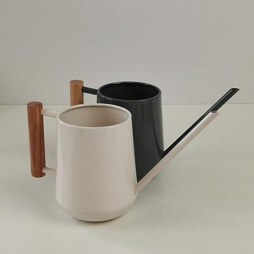 Indoor Watering Can with Beechwood Handle