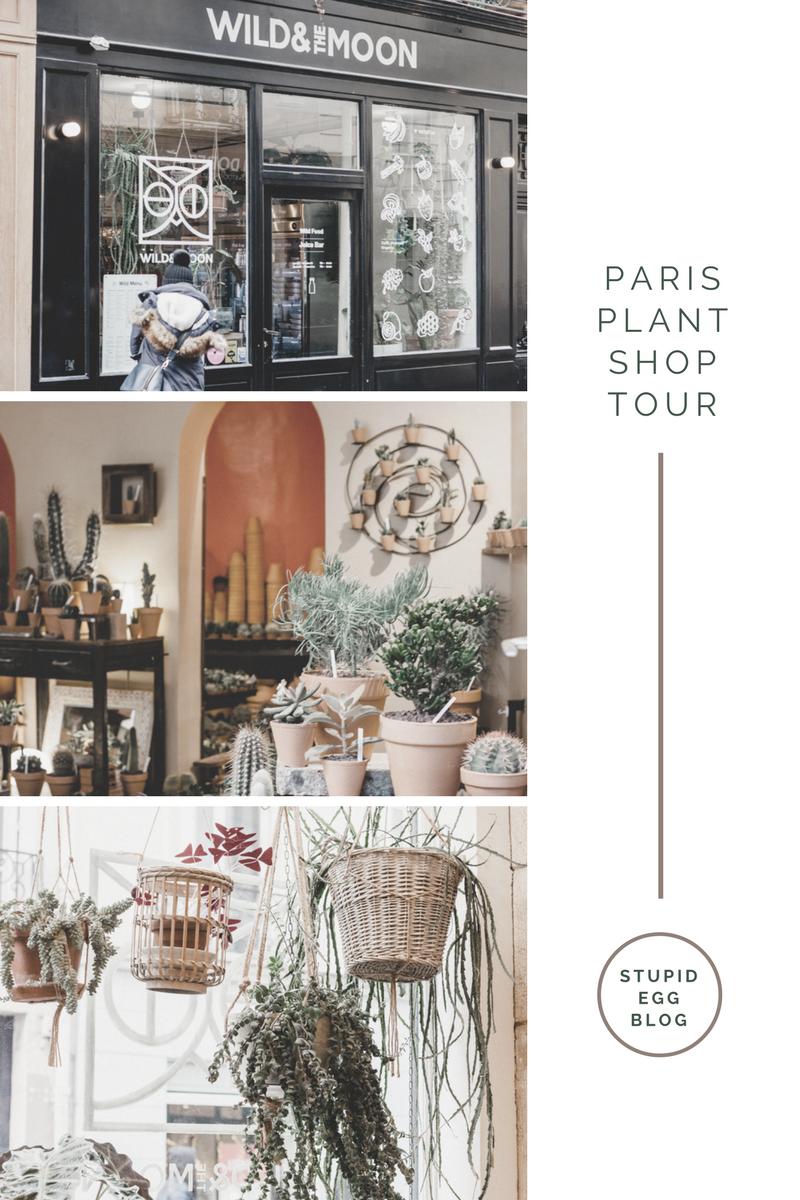 Plant Shops in Paris