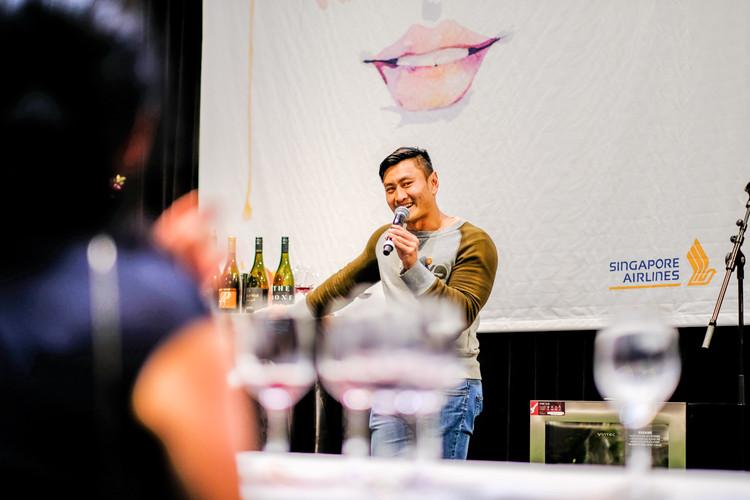 Talent: Stephen Wong MW