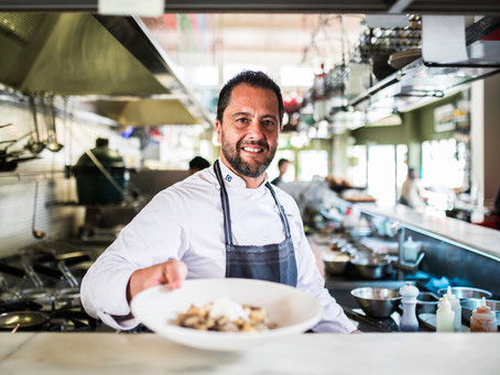 Sergio Maglione - Growing Up On Food & Wine in Naples