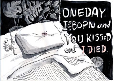蚊の愛と無意識の殺し / Mosquito's love and unconscious killing