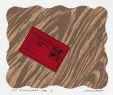 ペットの身分証明書 / Pet Identification Card