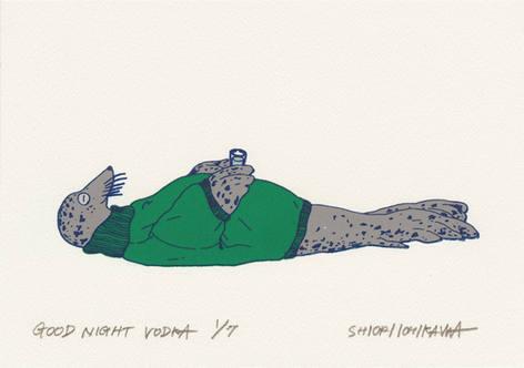 Good Night Vodka (Green)おやすみのウォッカ / Good Night Vodka (Green)