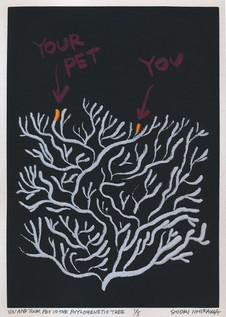 進化の木の中のあなたとペット / You and Your Pet in the Phylogenetic Tree