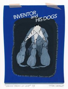 あたたかい眼差しをあつめる発明家 / The Inventor Gathered His Dog's Warm Gaze