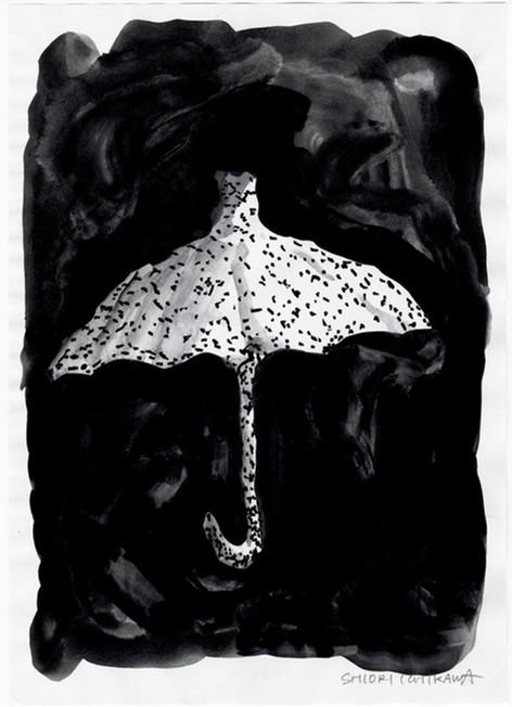 蚊の傘 No.1 / Mosquito umbrella No.2
