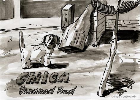 知らぬ日、知らぬ土地、知らぬ犬 No.2 / Unknown day, Unknown place, Unknown dogs No.2