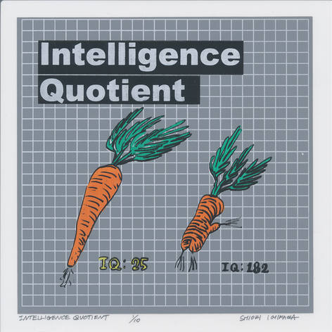 IQ(知性) / Intelligence Quotient
