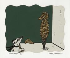 犬のミイラ / Dog Mummy