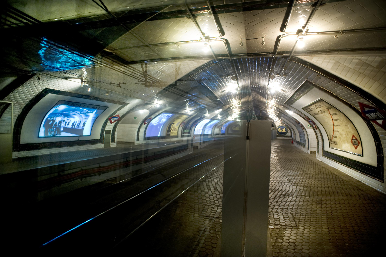 Museo Anden Cero, Metro de Madrid