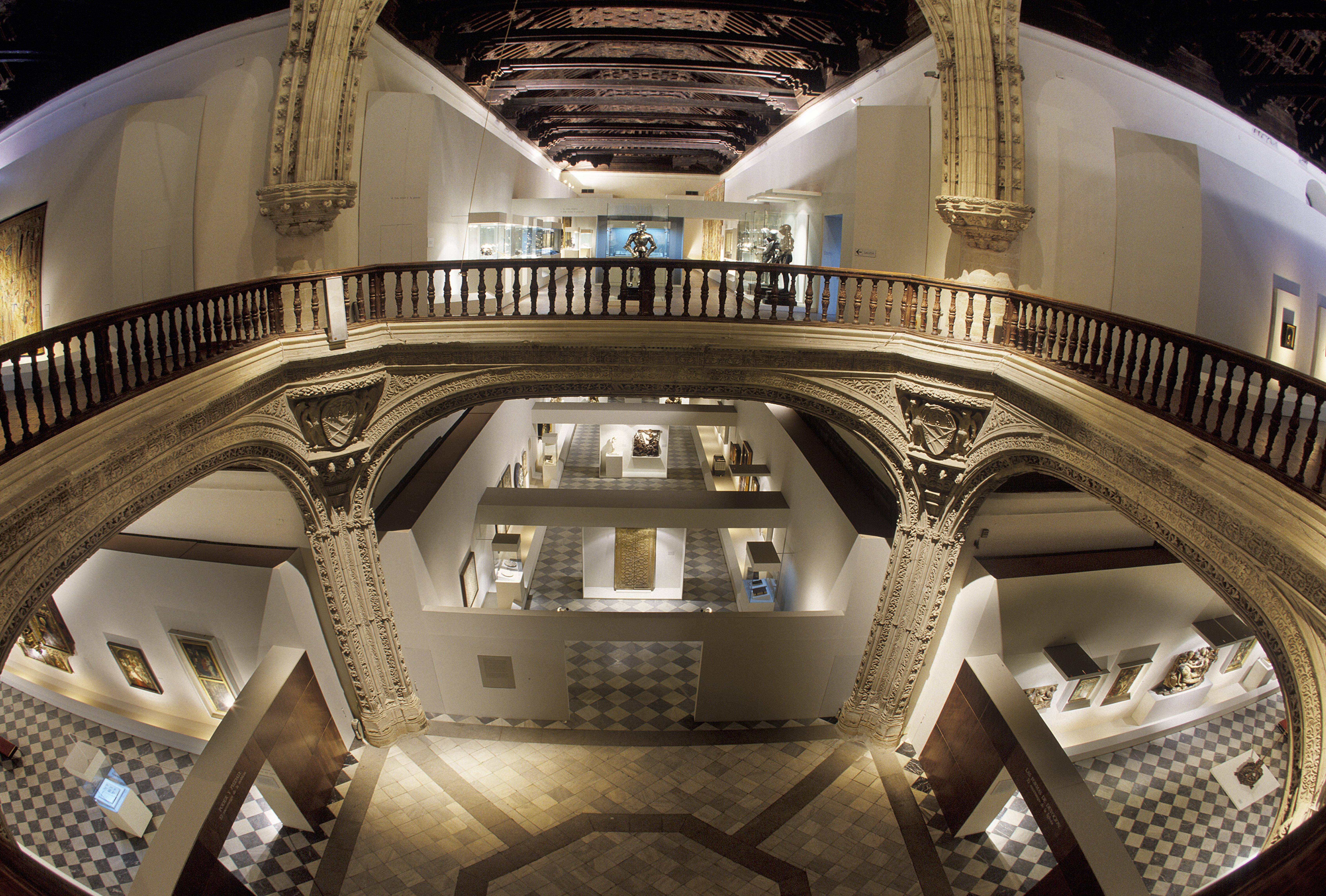Museo de la Santa Cruz, Toledo