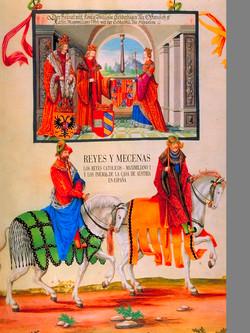 Reyes y Mecenas