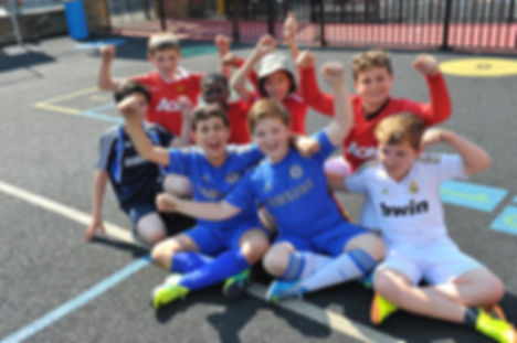 On the Ball school holiday sports camp