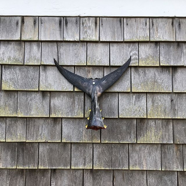 New England style house decorations