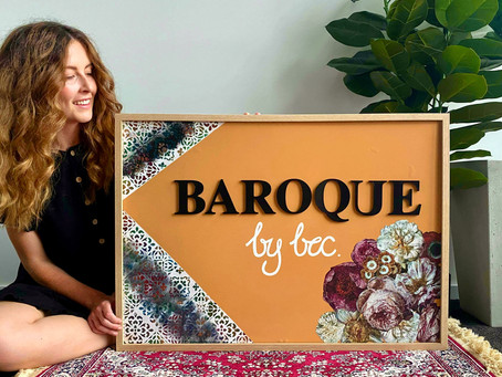 BOSS WOMAN 124 | BAROQUE BY BEC