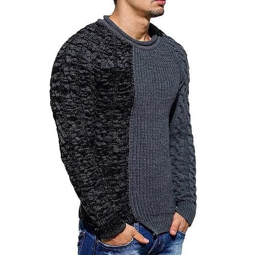 2019  New Men's Slim Fit Sweater