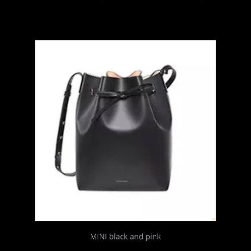 MANSURSTUDIOS MINI Bucket bag