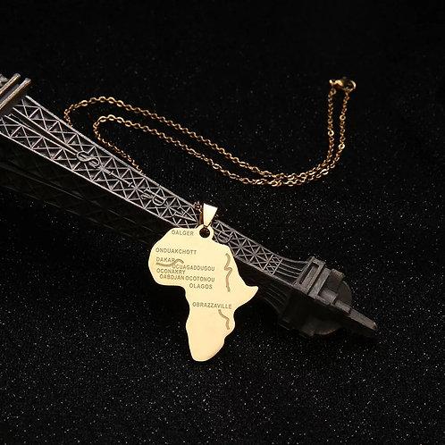 African pendants