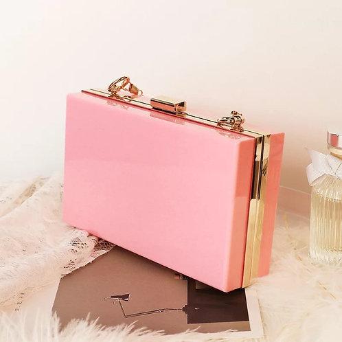 Pink fashion  bag