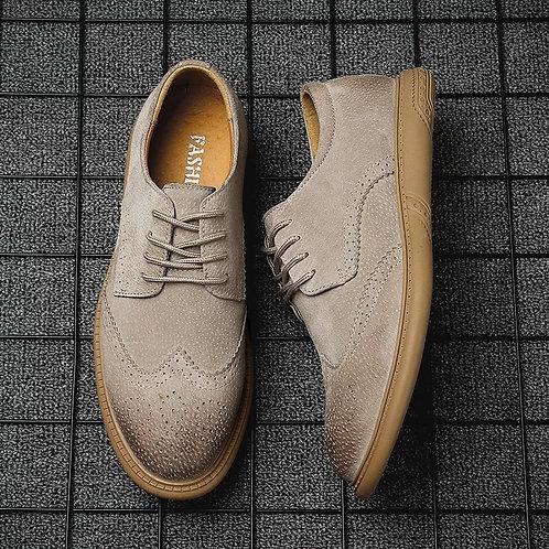 Men's new dress shoes