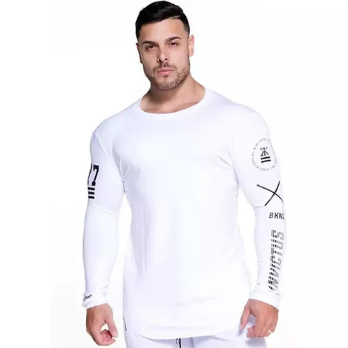 2018 New T-shirt long sleeve
