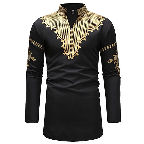 New 2019 African Dresses for Men