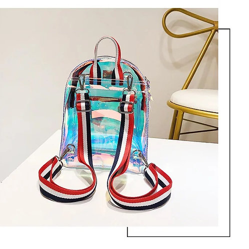 New 2019 fashion strap backpack