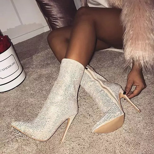 Ankle boots  2019  women's fashion