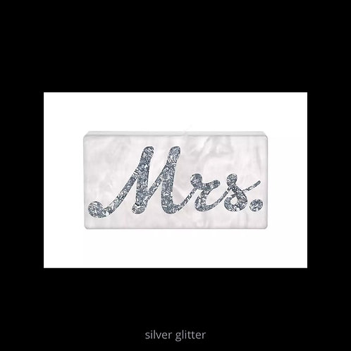 Mrs. mini hand bag