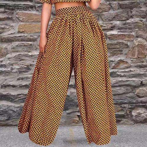 African 2019 New Ladies Clothes Dashiki Print