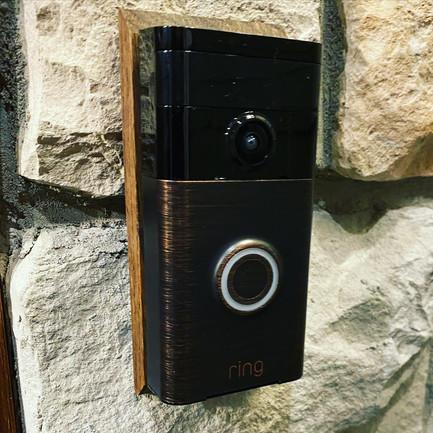 Ring Doorbell and wood mount.jpg