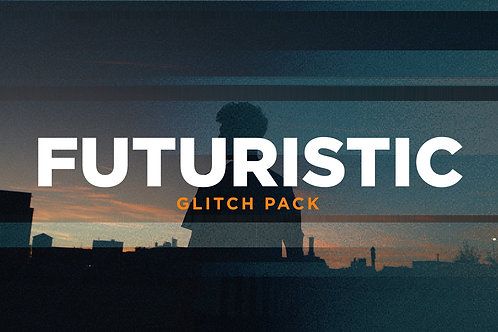 Futuristic Glitch Pack