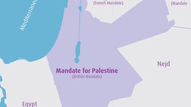 The British Mandate