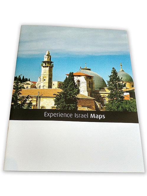 חוברת מפות - לקהל נוצרי | Maps for Christian