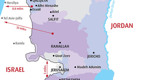Judea & Samaria / West Bank