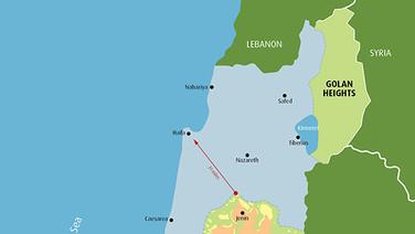 Judea & Samaria / West Bank 2