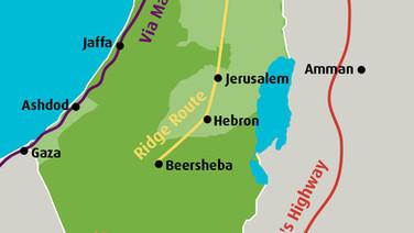 Ancient ways in Israel