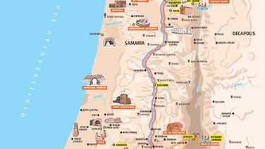 Biblical Map