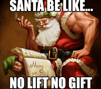 3 Tips to Stay 'Fit' over Christmas